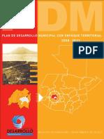 Plan Municipal de Desarrollo Solola