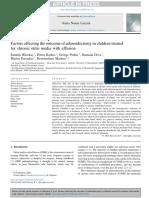 adenectomia comparacion