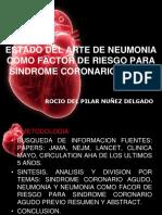 Neumonia Como Factor de Riesgo de Sindrome Coronario Agudo