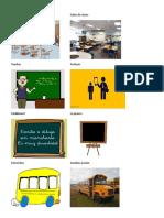 ClassroomSalón de Clases
