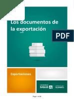 2 - Los Documentos de La Exportación