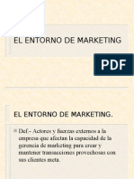 CBT02 - El entorno de Marketing