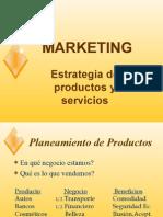 CBT04 - Estrategia  de productos y servicios