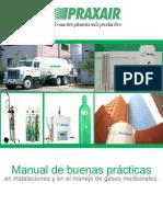 Manual de Buenas Practicas Para El Manejo de Gases Medicinales