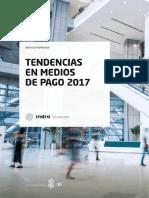 Informe Indra Tecnocom Sobre Tendencias en Medios de Pago 2017