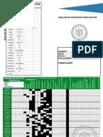Prueba Evaluación Fonética (PEF). Adquisición Fonética