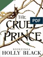 The cruel prince - Holly Black