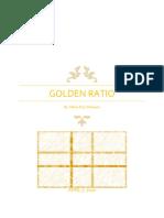 Golden Ratio - Maria Ruiz Marquez