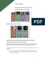 Resumo de Ciencias Dinâmica Interna Da Terra