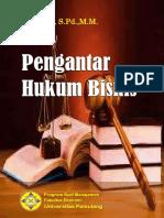 BUKU - PENGANTAR HUKUM BISNIS
