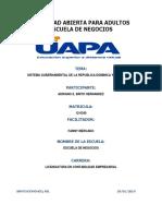 Sistema de Contabilidad Gubernanmental Tarea 1
