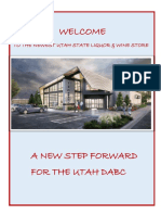 Syracuse Store Welcome Brochure