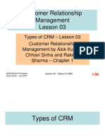 CRM - Lesson 03 - Types of CRM[3569]
