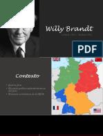 Willy Brandt - Santiago Quintero M