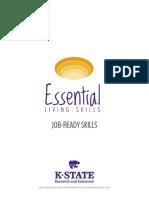 Essential Living Skills