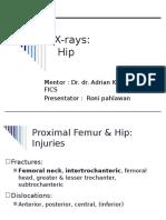 Huffman-Hip Pelvis Shoulder X-rays