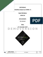 Comrel 9.50 Demo - [Demo.bti]