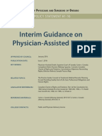Interim Guidance on Physician-Assisted Death_ON-MAID-Guidelines