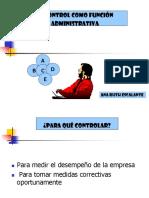 1. El Control Como Función Administrativa (1)