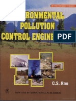 253805434 Environmental Pollution Control by Cs Rao