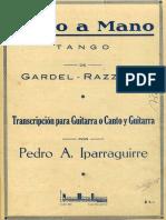 Tango Guitarra