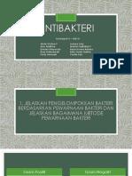 QBL 4 - Antibakteri