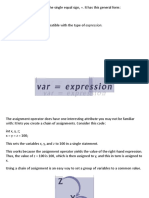 2.8. The Assignment Operator.ppt