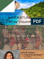 Literature From Visayas