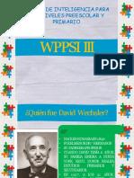 Wippsi III