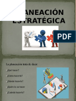Capitulo 2 Planeacion Estrategica
