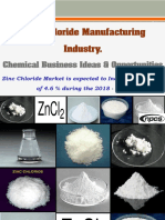Zinc Chloride Manufacturing Industry