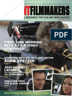 Student Filmmakers Magazine Cine Gear 2014
