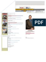 Digital Dealer Magazine; Ralph Paglia Courtesy Chevrolet Interview