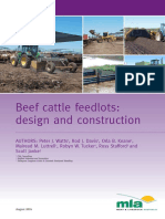 Beef Cattle Feedlots Design and Construction Web2