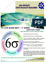 Black Belt Brochure