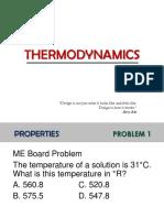 Thermodynamics 1- Sept 2017 Presentation Rev 1