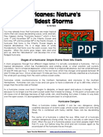 Hurricanes- Nature's Wildest Storm - Reading Passage with questions.pdf
