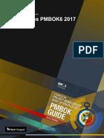 Novedades Del PMBOK2017