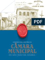 Livro História de São João da Barra