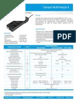 FT Clamper-MultiProteção-8 Port-01-FT Clamper-MultiProteção8 Rev 01 Port