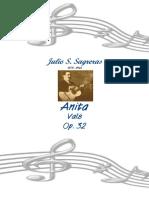 Julio S. Sagreras - Anita op 32 (vals).pdf