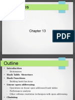 LecturePPT Chapter 13 HashTable