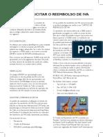 Refund Procedure Portuguese