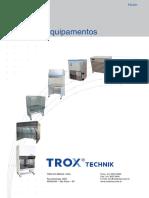 TROX - EQUIPAMIENTOS
