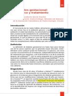 Diabetes Gestacional Diagnostico y Tratamiento H Gacia