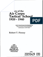 Air Corps Tactical School History