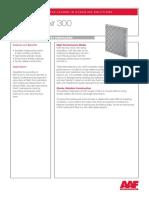 AAF Product Leaflet AmAir 300 En