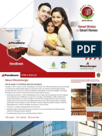 Porotherm Smart Bricks