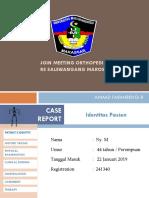 26 Januari 2019 RS Salewangang Maros [Orthopedi]