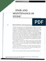 Ashurst.J.repair of Stone